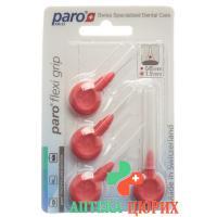 Paro Flexi Grip 1.9мм xxx-Fine Rot 4 штуки