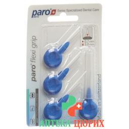 Paro Flexi Grip 3мм x-fine Blau 4 штуки