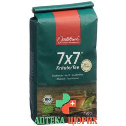 JENTSCHURA 7X7 KRUTER TEE