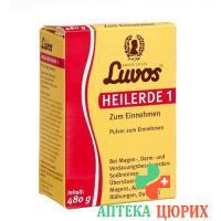 Лувос лечебная глина №1 для перорального приема 480 г