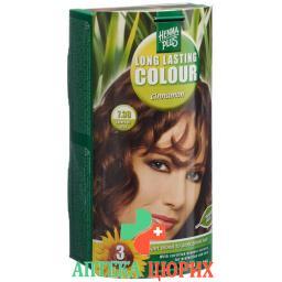 Henna Plus Long Last Colour 7.38 Zimt