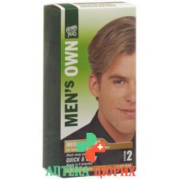 Henna Plus Mens Own Syst2 Mittel-Blond