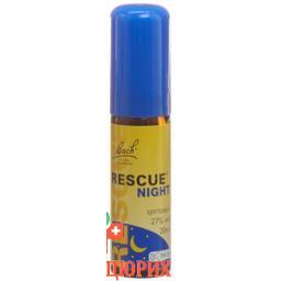 Bachbluten Rescue Night спрей 20мл