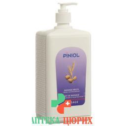 Пиниол Миндаль и Масло зародышей пшеницы массажное молочко 1000 мл