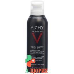 Vichy Homme Rasierschaum Anti-Hautirritation 200мл