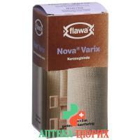 Flawa Nova Varix Kurzzugbinde 10смx5m Hautfarben