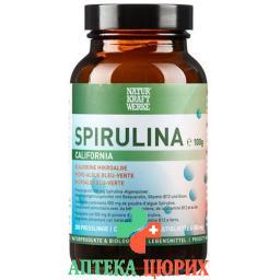 Натюркрафтверке Спирулина Калифорния 500 мг 200 таблеток