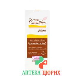 Roge Cavailles гель Intime Protection Active 200мл