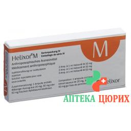 HELIXOR M SERIE 4 INJ AMP