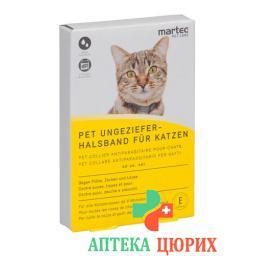 Martec Pet Care Pet Ungezieferhalsband Katzen