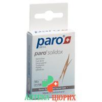 Paro Solidox Zahnholz Mittel Doppelendig 96 штук