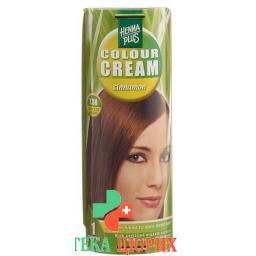 Henna Plus Colour крем 7.38 Zimt 60г