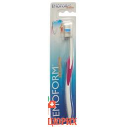 Emoform зубная щётка Fuchsia Sensitive
