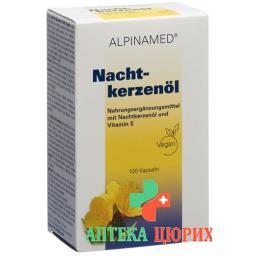 Alpinamed Nachtkerzenol Kapseln 100 штук