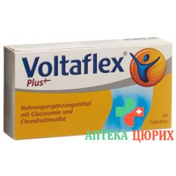 Вольтафлекс Плюс 60 таблеток