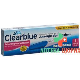 Clearblue Digital Schwangerschaftstest