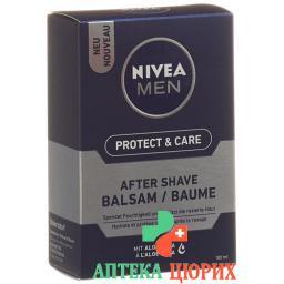 Nivea Men Original After Shave бальзам Mild 100мл