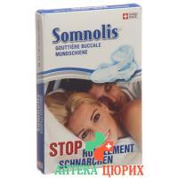 Somnolis Mundschiene Gegen Das Schnarchen