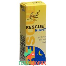 Bachbluten Rescue Night капли 10мл