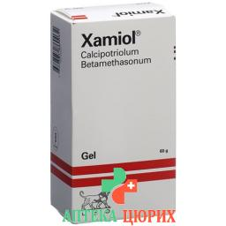 Ксамиол гель 60 грамм