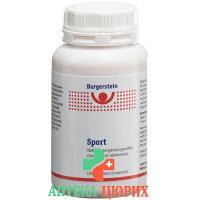 Бургерштейн Спорт 120 таблеток