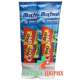 Colgate Max Fresh Zahnpasta Cool Mint 2x 75мл