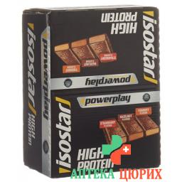 Isostar High Protein Riegel Nuss 30x 35г