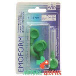 Emoform Interdentalbursten 1.9мм Hellgrun 5 штук