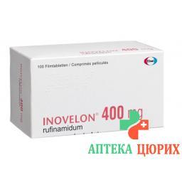 Иновелон 400 мг 100 таблеток покрытых оболочкой