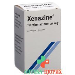 Ксенацин 25 мг 112 таблеток
