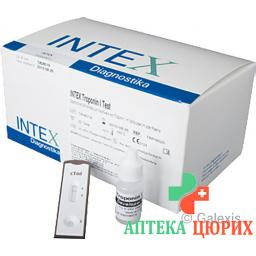 INTEX TROPONIN I TEST 5 STK
