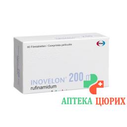 Иновелон 200 мг 60 таблеток покрытых оболочкой