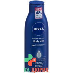 Nivea Reichhaltige Body Milk 400мл