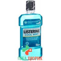 Listerine ополаскиватель для полости рта Coolmint 500мл