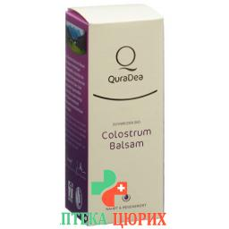 QuraDea Colostrum бальзам диспенсер 30мл