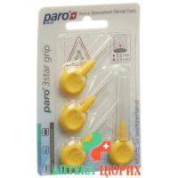 Paro 3star-Grip 2.6мм Gelb Zylin 4 штуки
