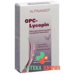 Alpinamed OPC-Lycopin Kapseln 60 штук