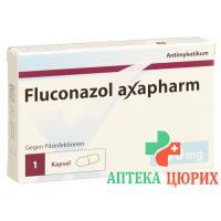 Флуконазол Аксафарм 150 мг 4 капсулы