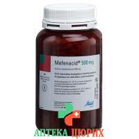 Мефенацид 500 мг 500 делимых таблеток покрытых оболочкой