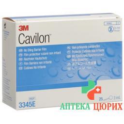 3M Cavilon Reizfreier Hautschutz Lolly 25 пакетиков 3мл