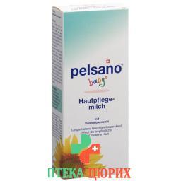 Pelsano Hautpflegemilch 200мл