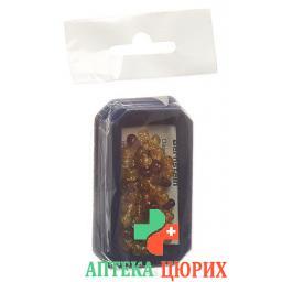 Amberstyle янтарь 32см Citrin Cogn Karabinerver