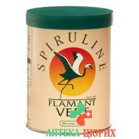 Spiruline Flamant Vert в таблетках, 300 штук