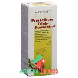 Alpinamed Preiselbeer Trinkkonzentrat 100мл