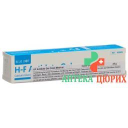 Аш-Ф Антидот Крест Медикал 2.5% 25 грамм противоожоговый гель