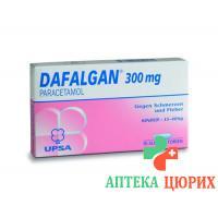 Дафалган 300 мг 10 суппозиториев