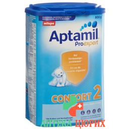 Milupa Aptamil Confort 2 Schoppen 800г