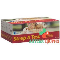 STREP A TEST TEOMED MIT BEFLOC