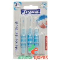 Trisa Interdental Brush 3.0мм Flexible 3 штуки
