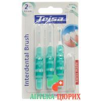 Trisa Interdental Brush 2.0мм Flexible 3 штуки